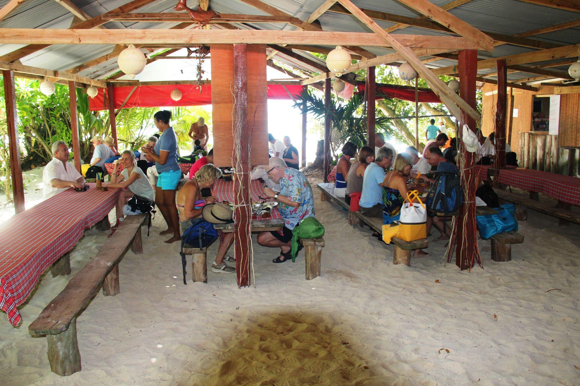 Seychelles lanbousir