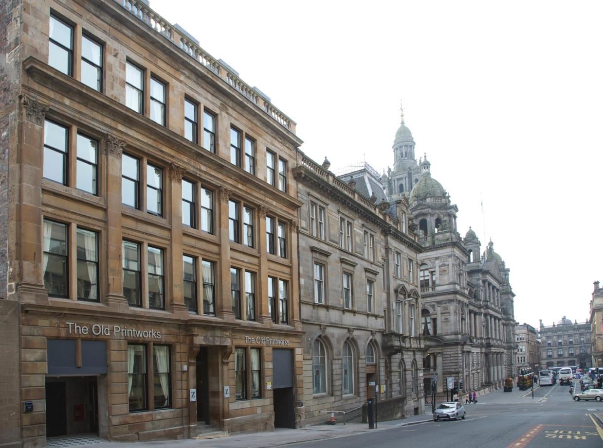 Z Glasgow exterior