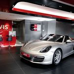 Avis arrive and drive service at Heathrow Airport