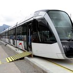 Rio unveils new train ahead of the Olympics