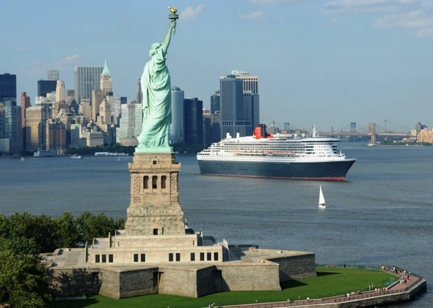 Review New York On The Queen Mary 2 Tripreporter