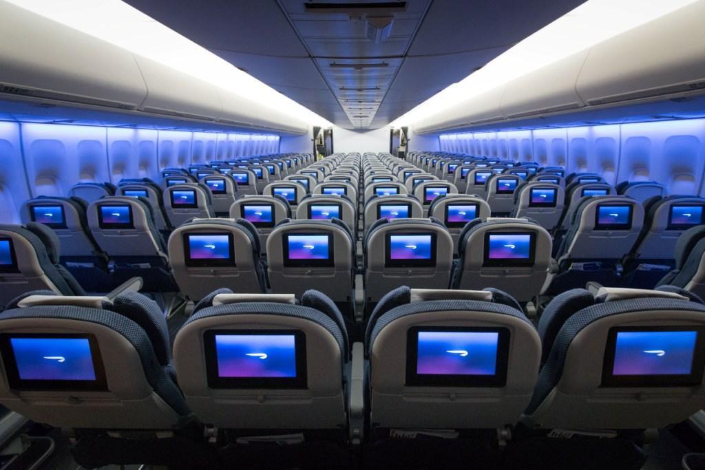 747 Refresh Ground Trial September 11th 2015 British Airways Picture by: Stuart Bailey / British Airways