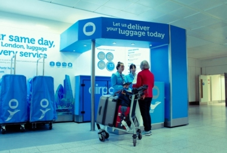 airportr luggage delivery reviewed by TripReporter