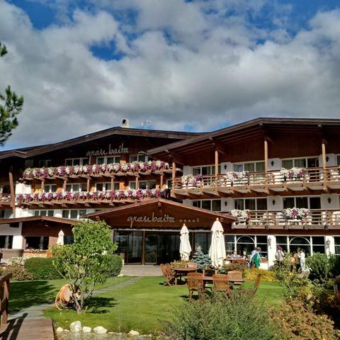 Hotel Gran Baita, Selva di Gardena