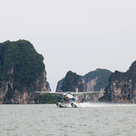 Ha Long Bay by Seaplane