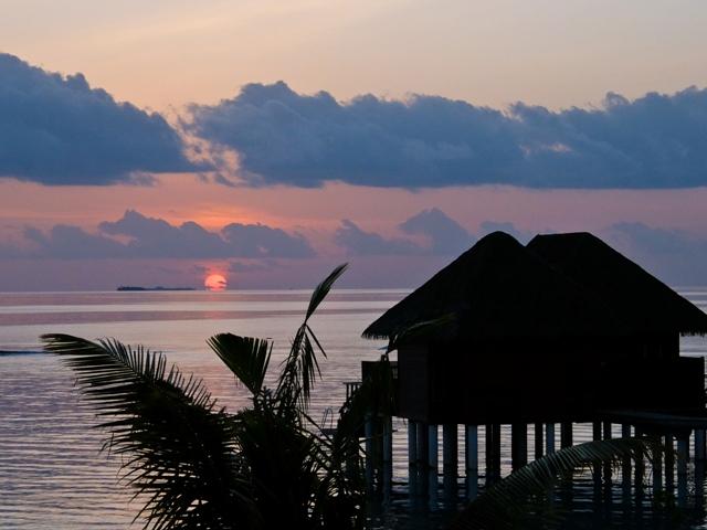 Kandolhu Sunset
