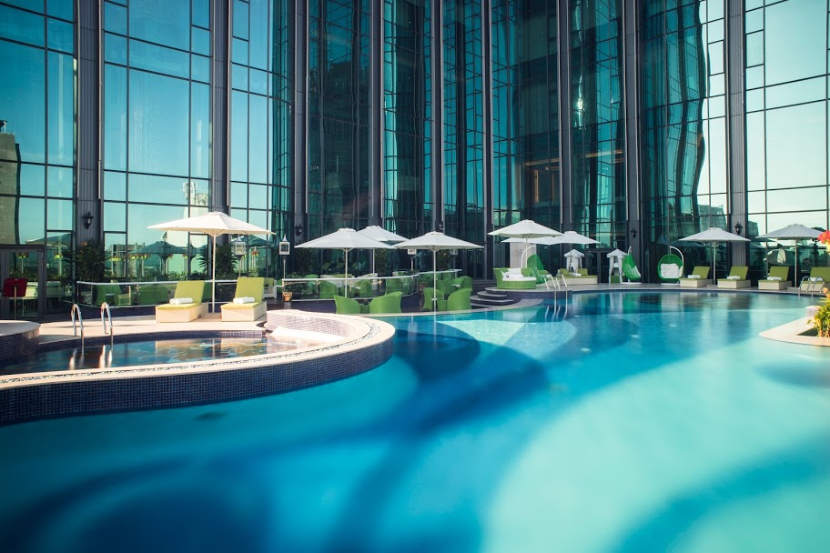 The Reverie Saigon - Swimming Pool