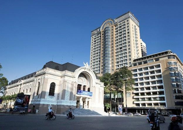 Kết quả hình ảnh cho caravelle saigon hotel ho chi minh city
