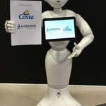 COSTA CRUISES recruits ROBOTs