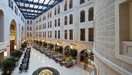 Diplomat Hotel Jerusalem Restaurant