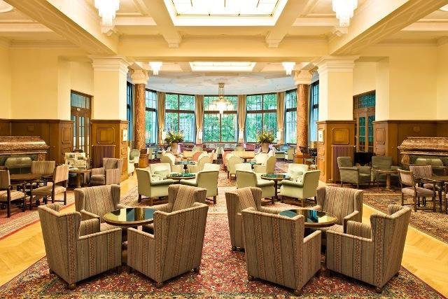 Waldhaus Lounge