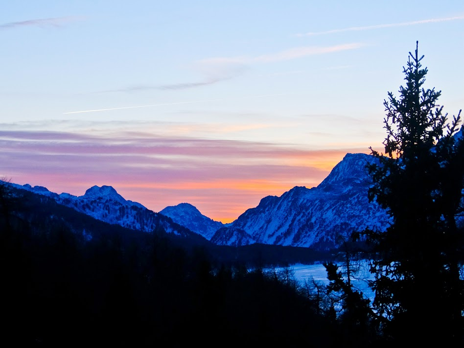 Waldhaus Sunset View