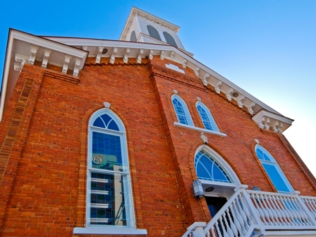 Copy of Dexter Ave Baptist Church