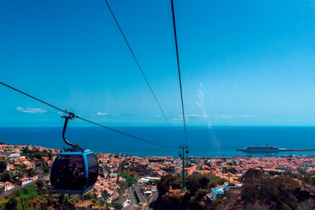 Funchal_Cable Car1©Francisco Correia