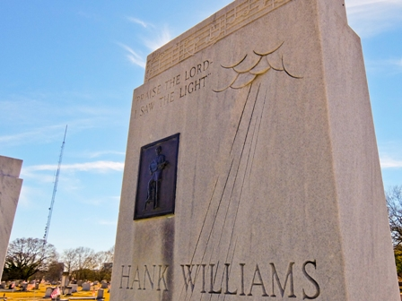 Hank Williams Memorial