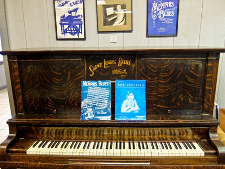 WC Handy Piano