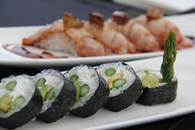 las colinas sushi