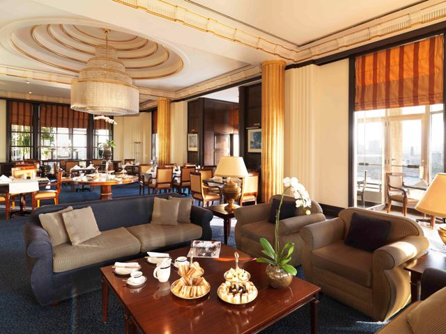 Royal Club Lounge