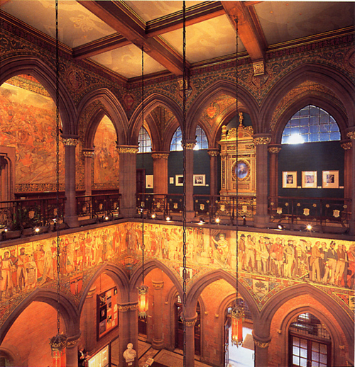 National Galleries - SNPG Great Hall