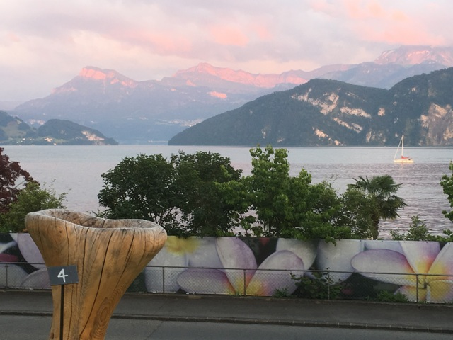 Weggis Lucerne