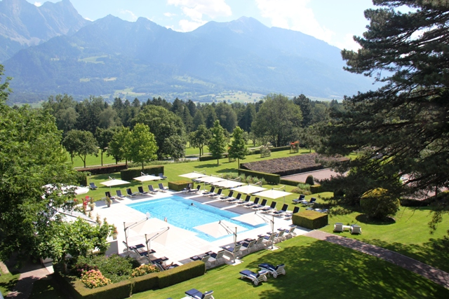 Bad Ragaz Pool