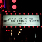 Just for Laughs Festival. Montreal