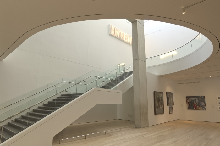 1. Edward H. Linde Gallery, Museum of Fine Arts, Boston. September 12, 2011 *Photograph © Museum of Fine Arts, Boston