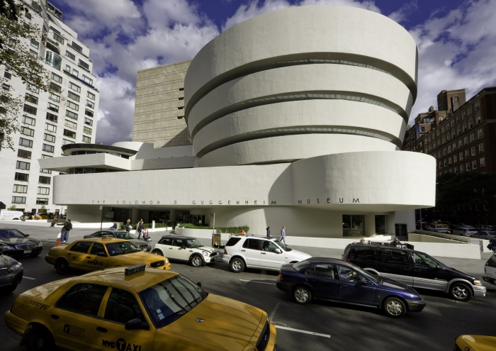 12-top-usa-art-museums-Guggenheim_New_York