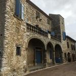 Chateau Asturias near Carcassonne