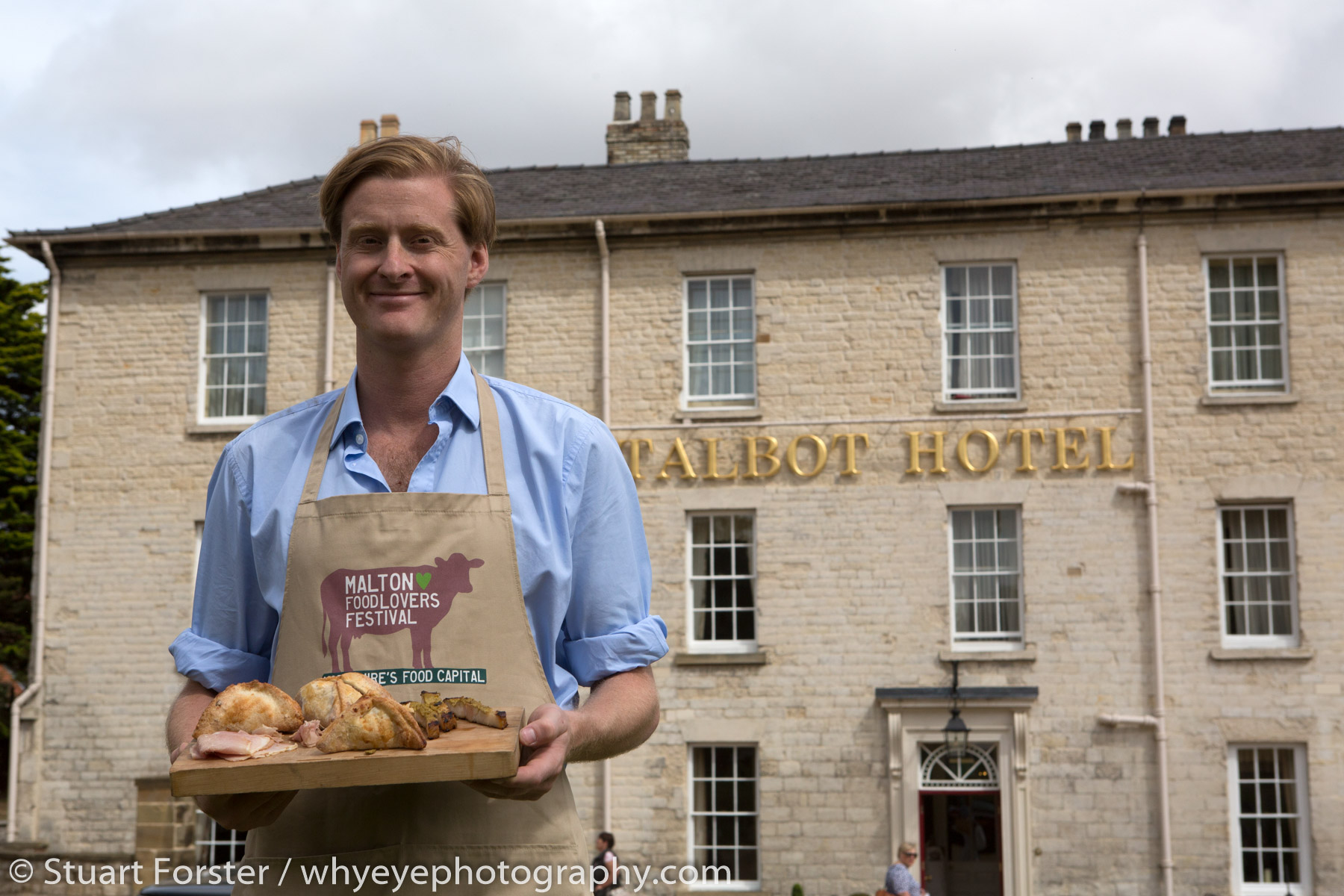 The inaugral Malton Food Tour on 13 August 2016