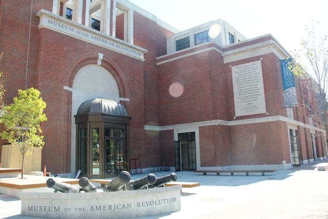 Museum of American revolution