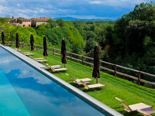 il-borro-pool