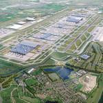 Heathrow third runway approval