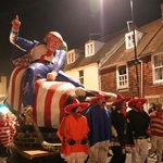 Lewes Bonfire Night Parade
