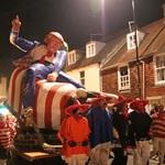 Lewes Bonfire Night Parade