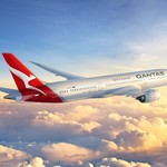 Qantas Flies nonstop From Perth to London