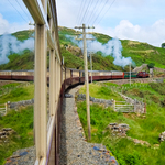 Exploring North Wales by Rail