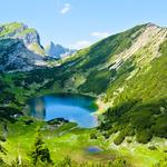 Hiking the Brandenberg Alps