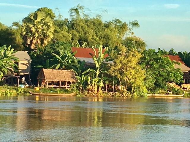 reviewed  cruising the mekong river