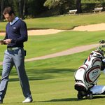 X9 Follow Electric Golf Trolley