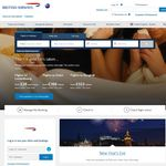 BA website gets new look