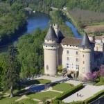 Chateau de Mercues, Cahors