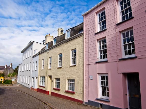 Wartime Guernsey & Alderney | TripReporter