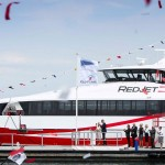 Red Funnel ferries names new Hi-Speed flagship