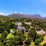 Lodging and eating around Constantia's wine lands