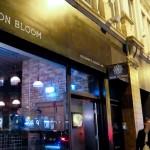 Iron Bloom Restaurant, Shoreditch