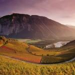 Autumn in Valais, Switzerland