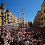 Tarragona beyond the human towers