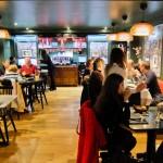 Romulo Café, London