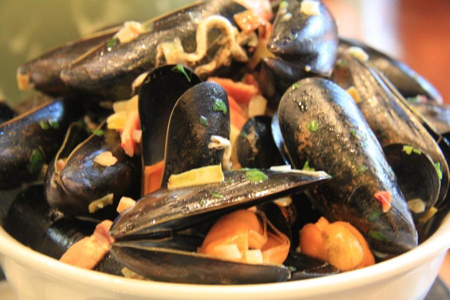Gilbey italian mussels